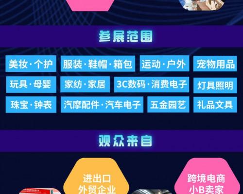 相约9月:第6届深圳国际跨境电商产品交易会(CBE)
